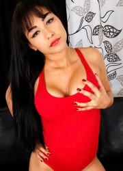 Brazilian Porn Star Mikaella in Pink and juicy - Atriz Porno Brasileira