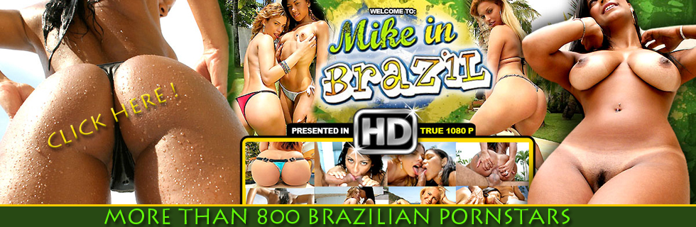 MIKE IN BRAZIL - Porno MADE in BRAZIL