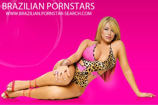 Brazilian Pornstar Cleo Cadillac - Click here !