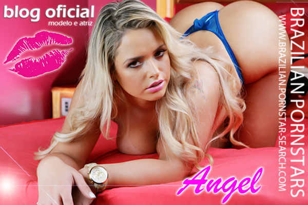 Brazilian Porn Star Angel Lima Video - Click here !